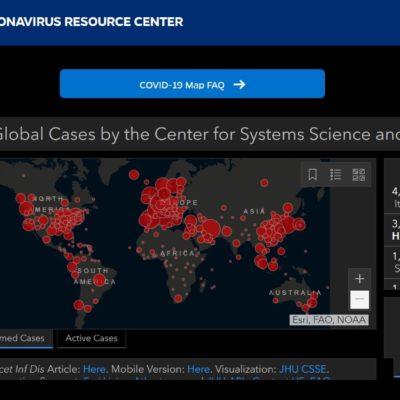Covid Tracker Worldwide