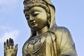Photo of Kuan Yin Acupuncture to relieve suffering