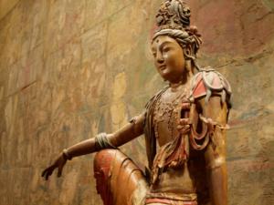 statue Kuan Yin