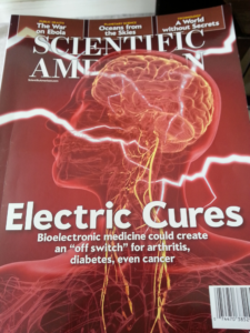 Scientific American bioelectricity