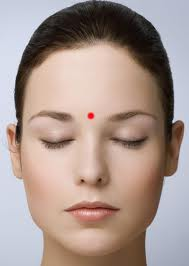 yin tang acupuncture point